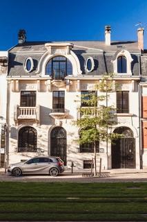 HOTEL PARTICULIER CENTRE VILLE REIMS