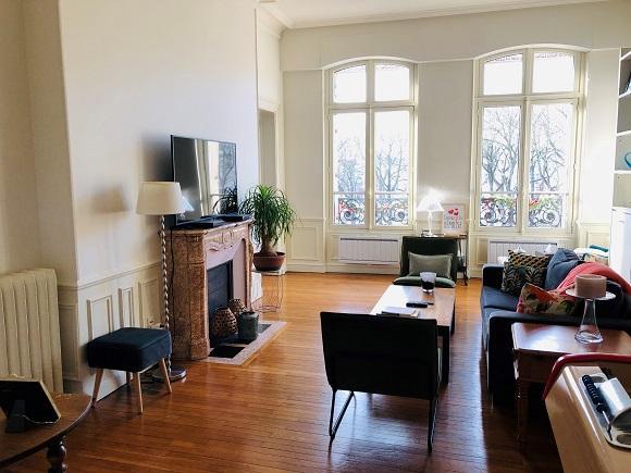 Appartement hyper centre REIMS 170 m²