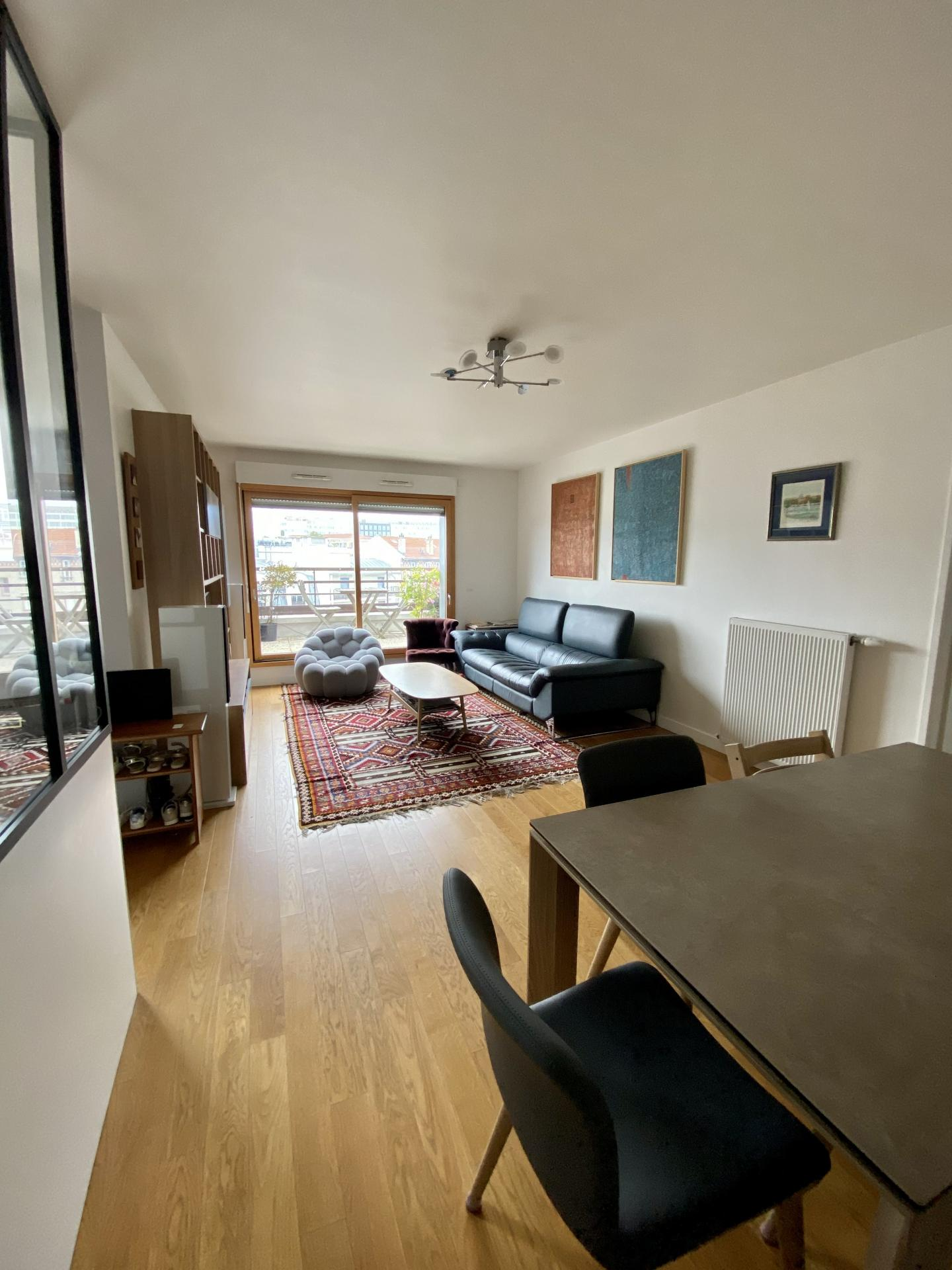 Appartement familial de 5 pièces avec 4 chambres à ARCUEIL