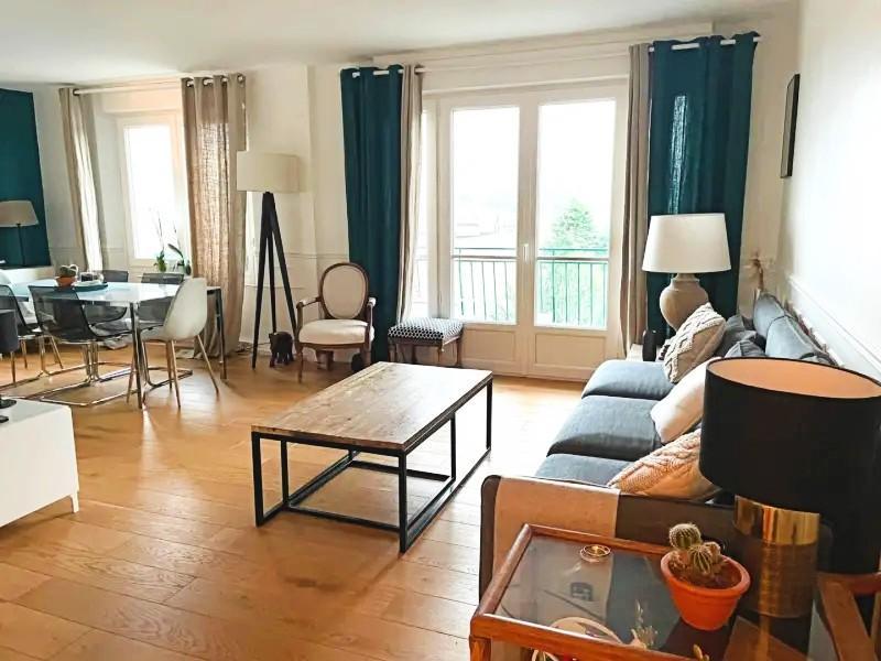 Bel appartement familial rénové avec goût à Ville d'Avray - 4 chambres