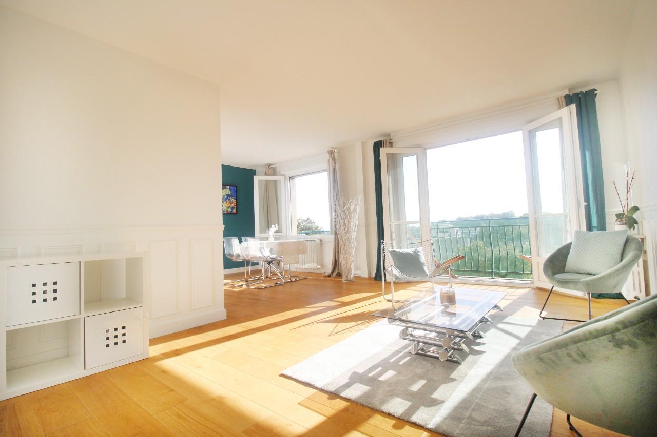 appartement familial 4 chambres 108m2 à Ville d'Avray (92)