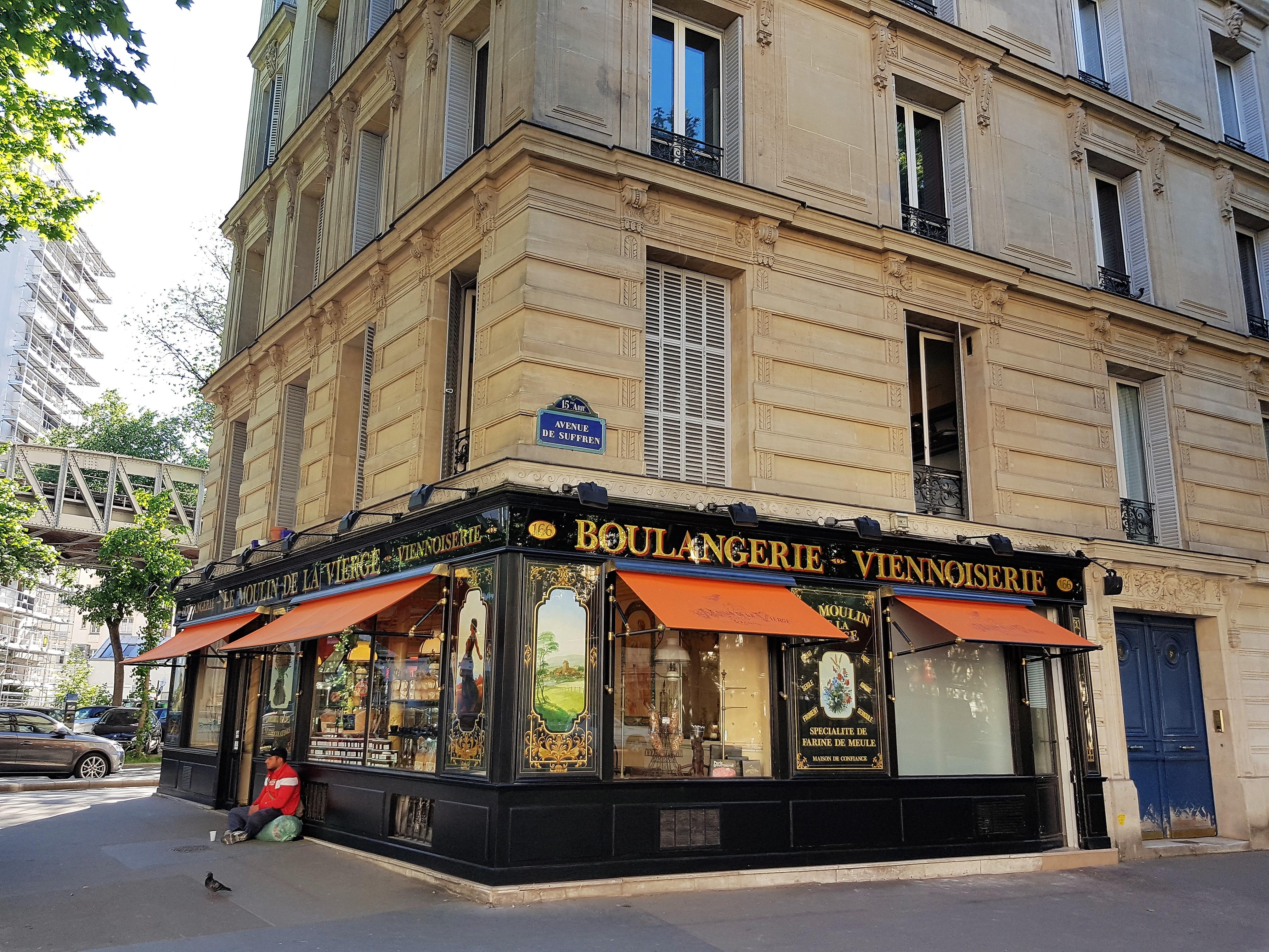 A vendre - local commercial (boulangerie)