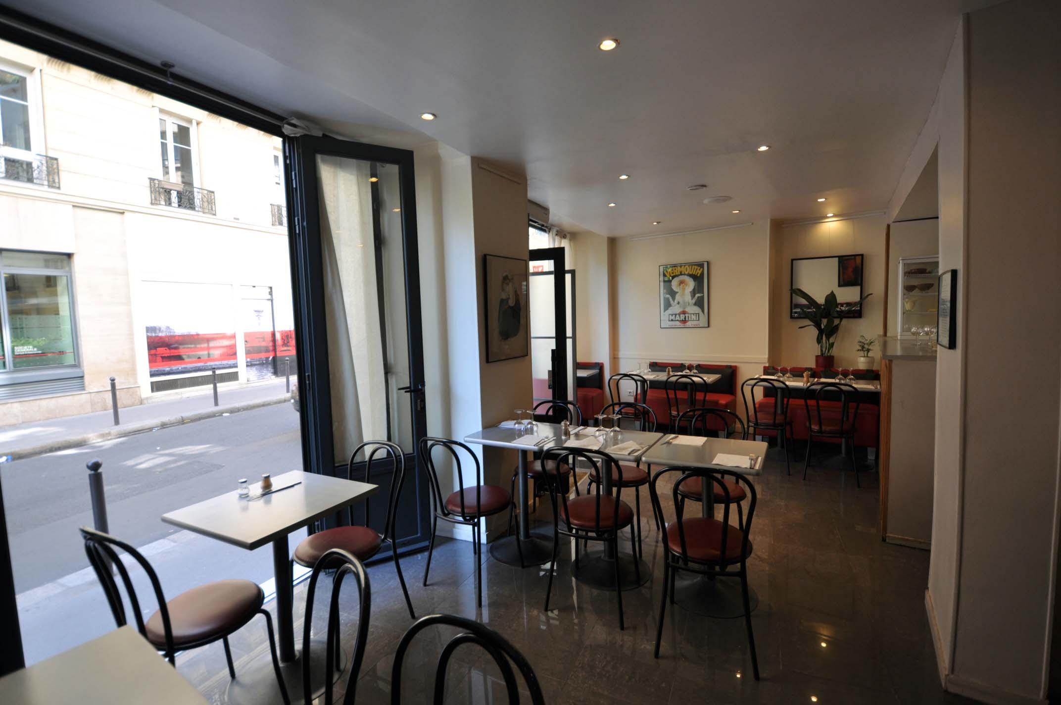 Restaurant Italien Mur et Fonds Quartier Pasteur à Paris