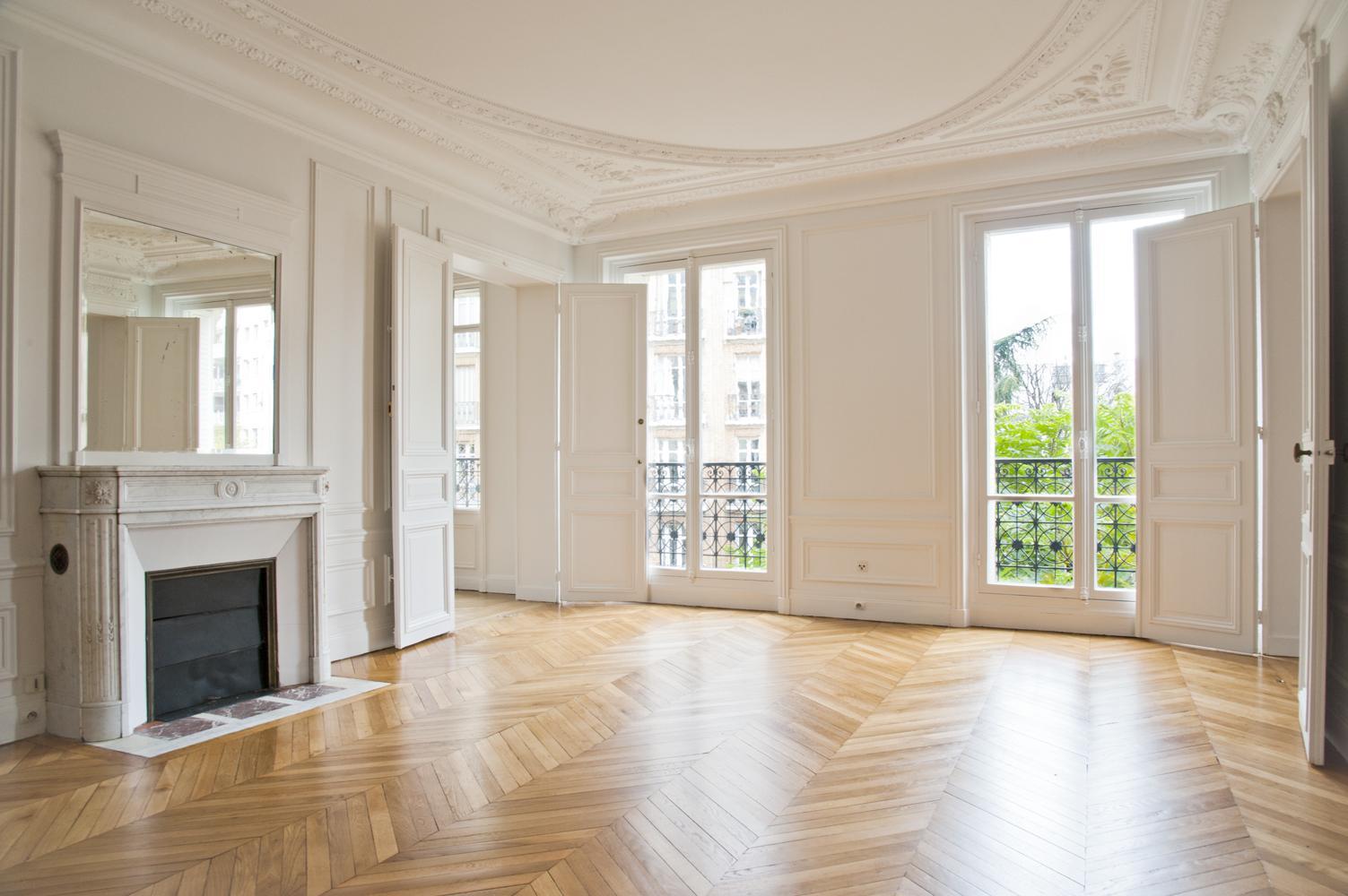 A Louer bel appartement clair étage 3 - 165 m² La Muette