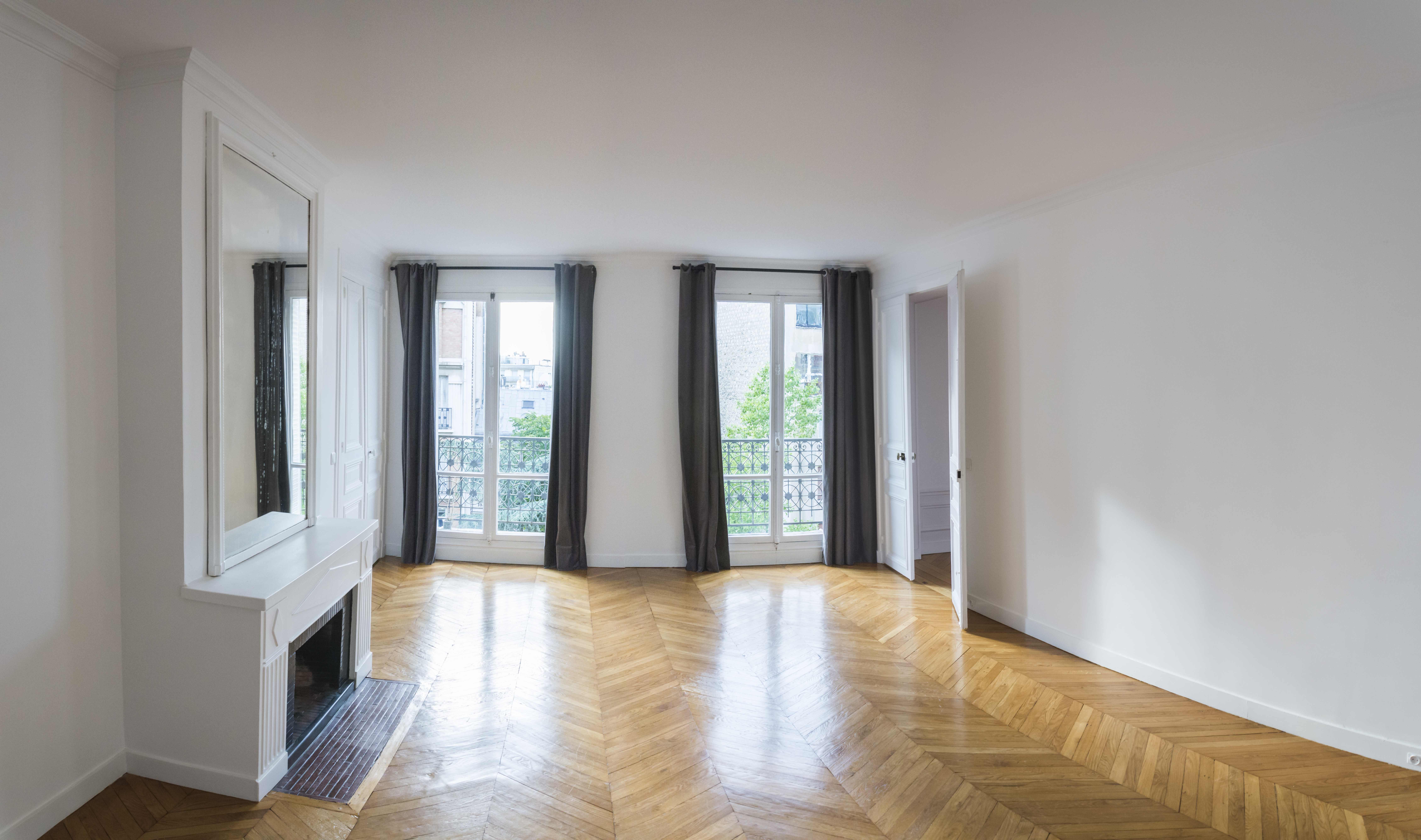 Bel appartement à louer,  PARIS XVI, 3 chambres, étage élevé, vis à vis dégagé