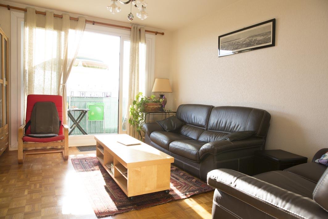A VENDRE : Appartement lumineux de 67 m2 à BOIS D'ARCY