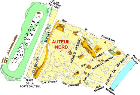 PARIS 16EME - APPARTEMENT FAMILIAL 4 CHAMBRES - DERNIER ETAGE