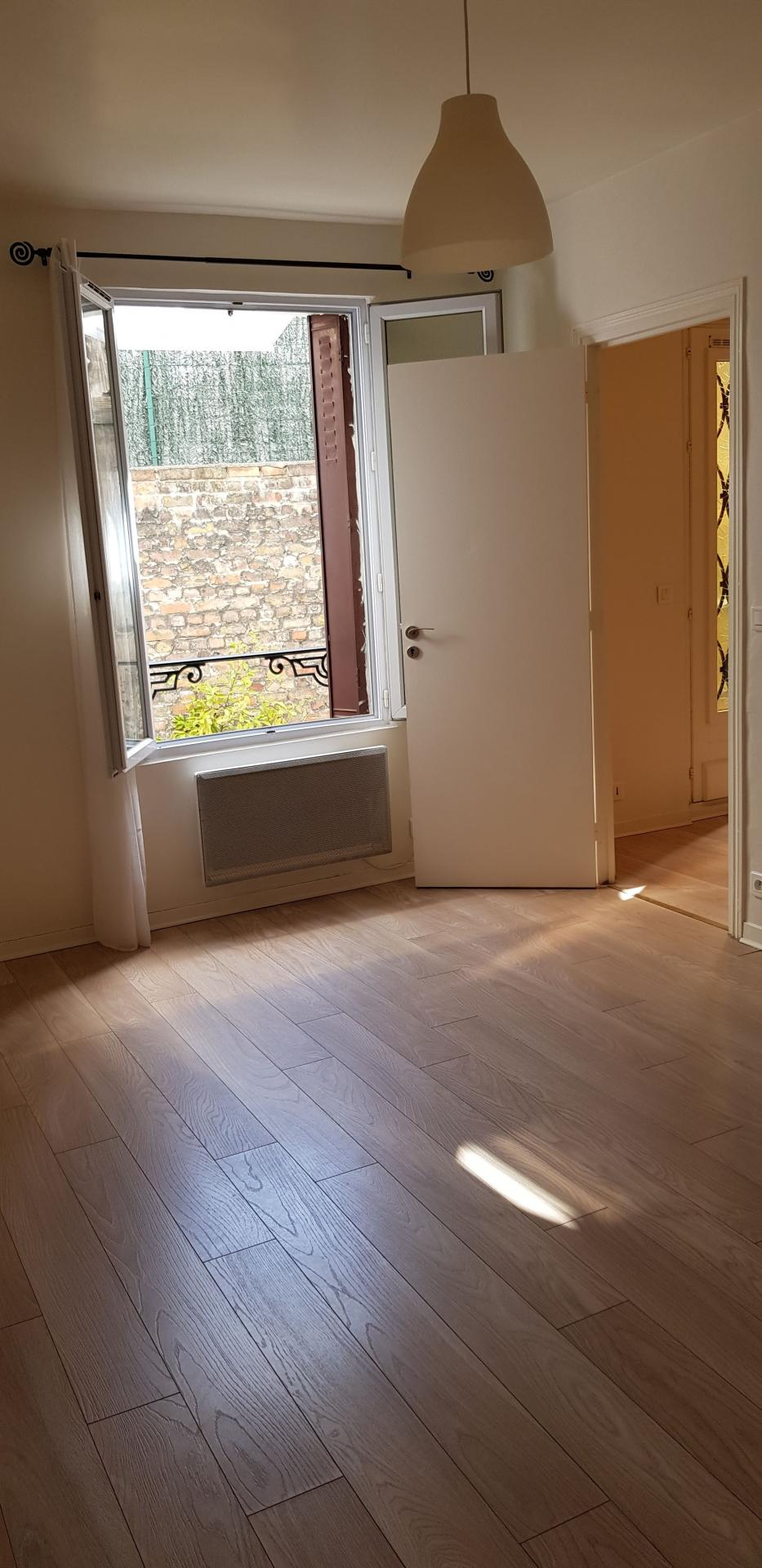 LOCATION LE PRE SAINT GERVAIS APPARTEMENT DE 30 M²