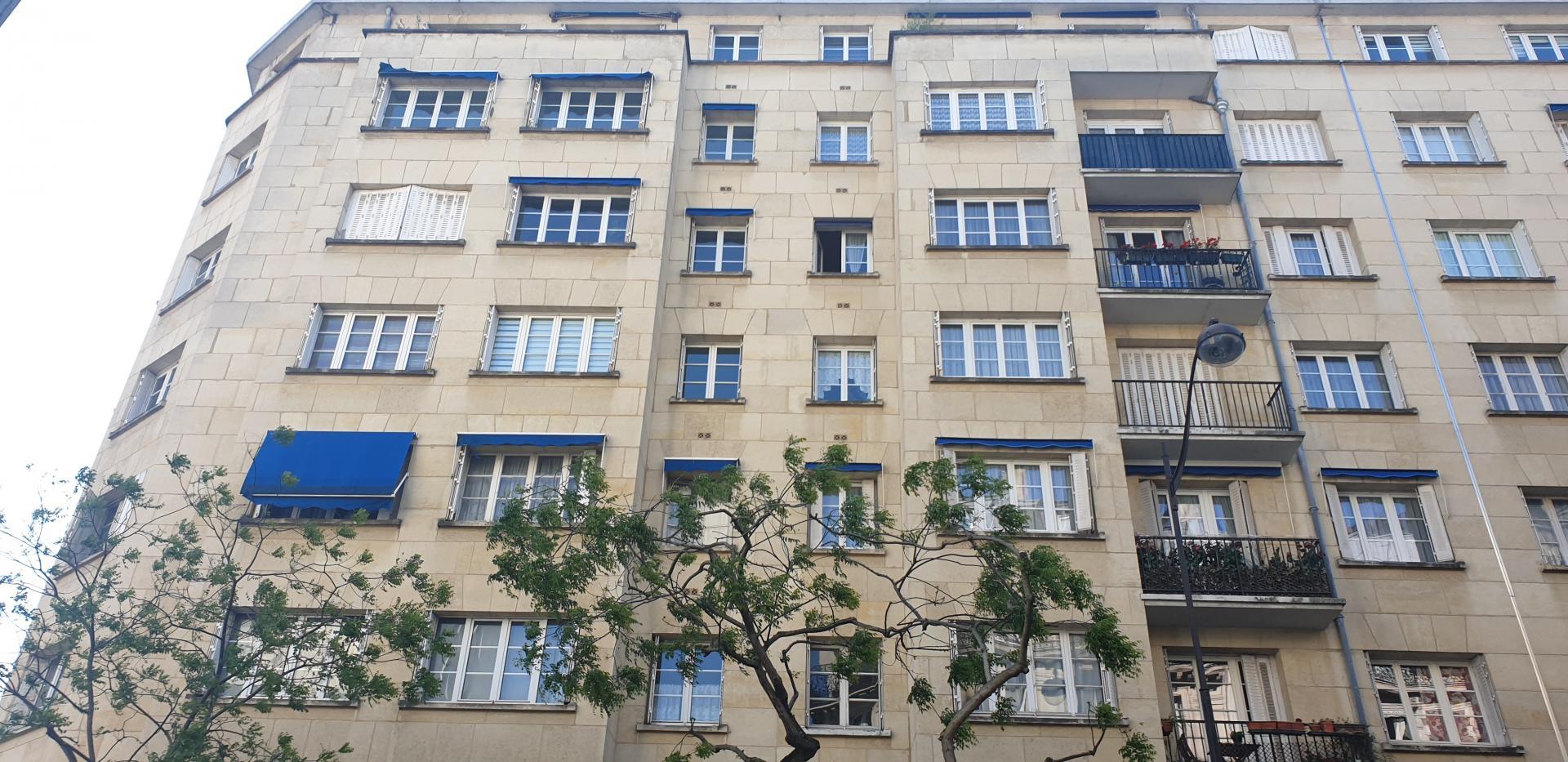 Appartement 3p dans le 12ème (Michel Bizot)