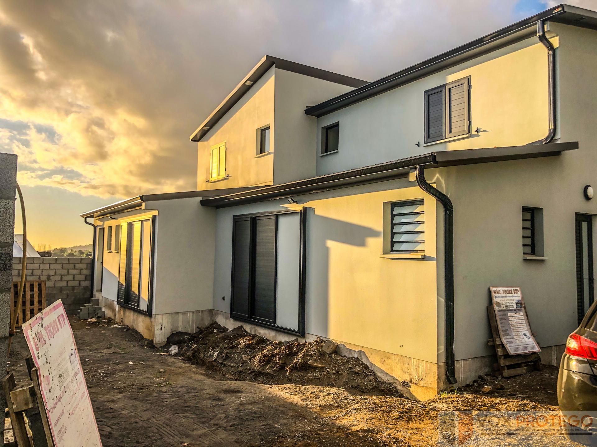 Villas F4 à louer sur la Rivière (Réunion)