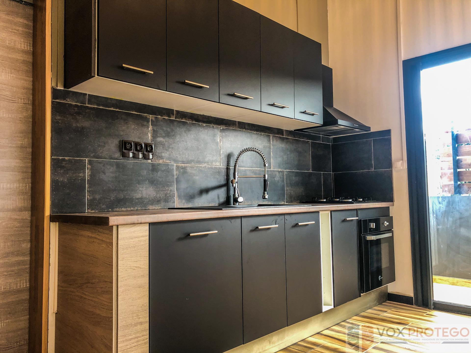 Appartement F4 duplex Rivière Saint Louis - Réunion