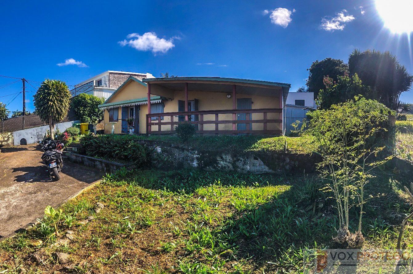 Deux biens à rénover sur Saint Pierre (Réunion)
