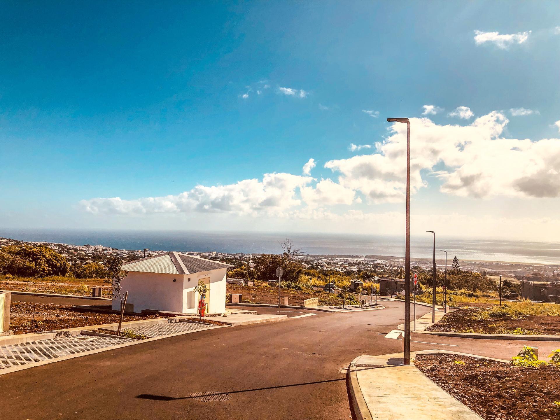 Parcelles en lotissement sur Saint Denis - La Bretagne - Réunion