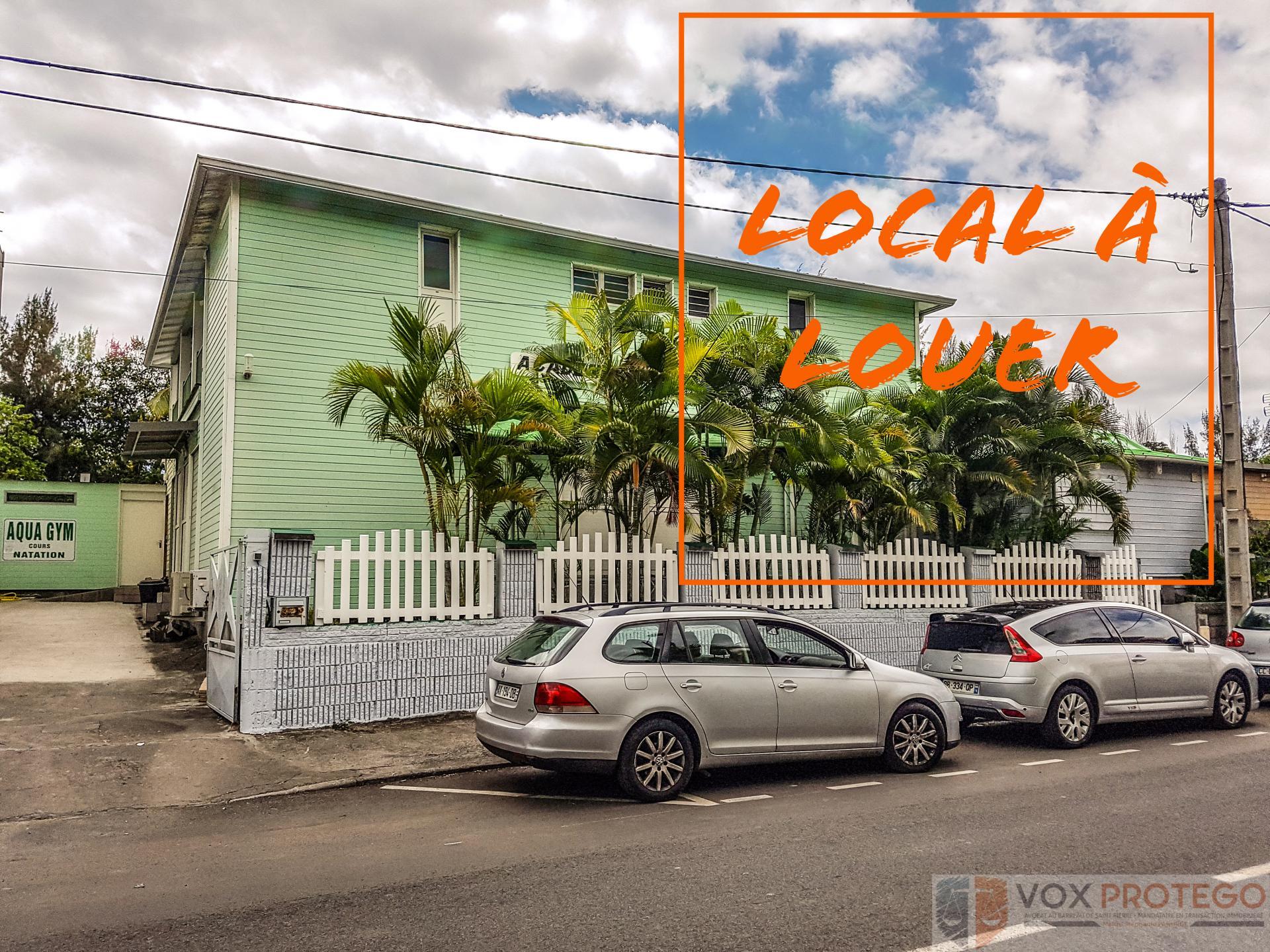 Local commercial ou professionnel à louer sur l'ouest de l'île (Réunion)