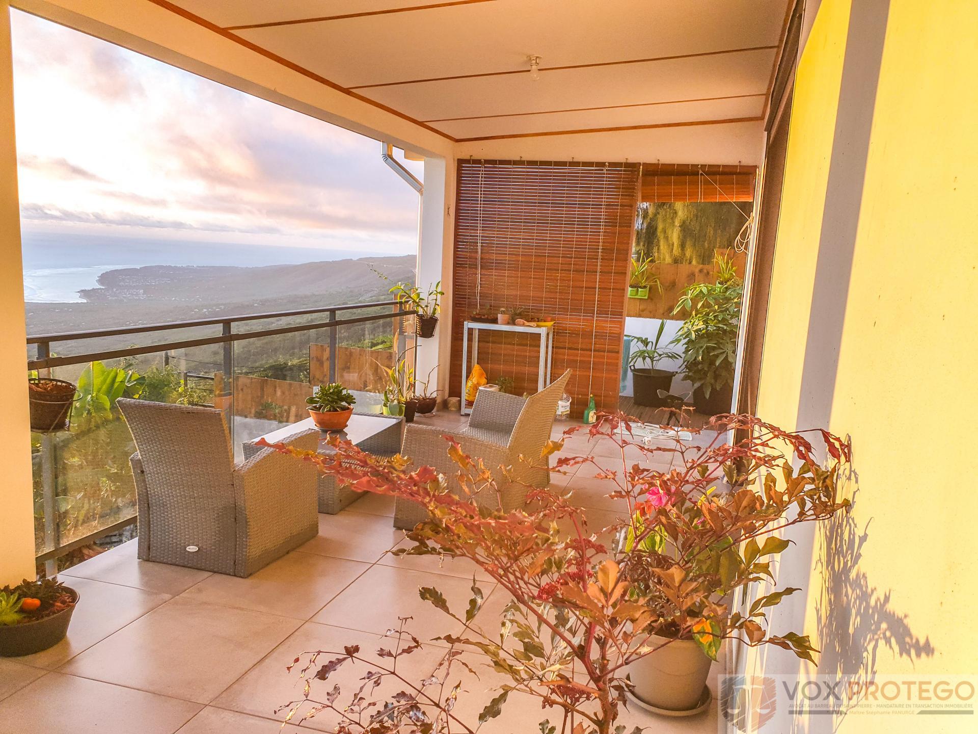 Villa F4 sur les Colimaçons - Saint Leu (Réunion)