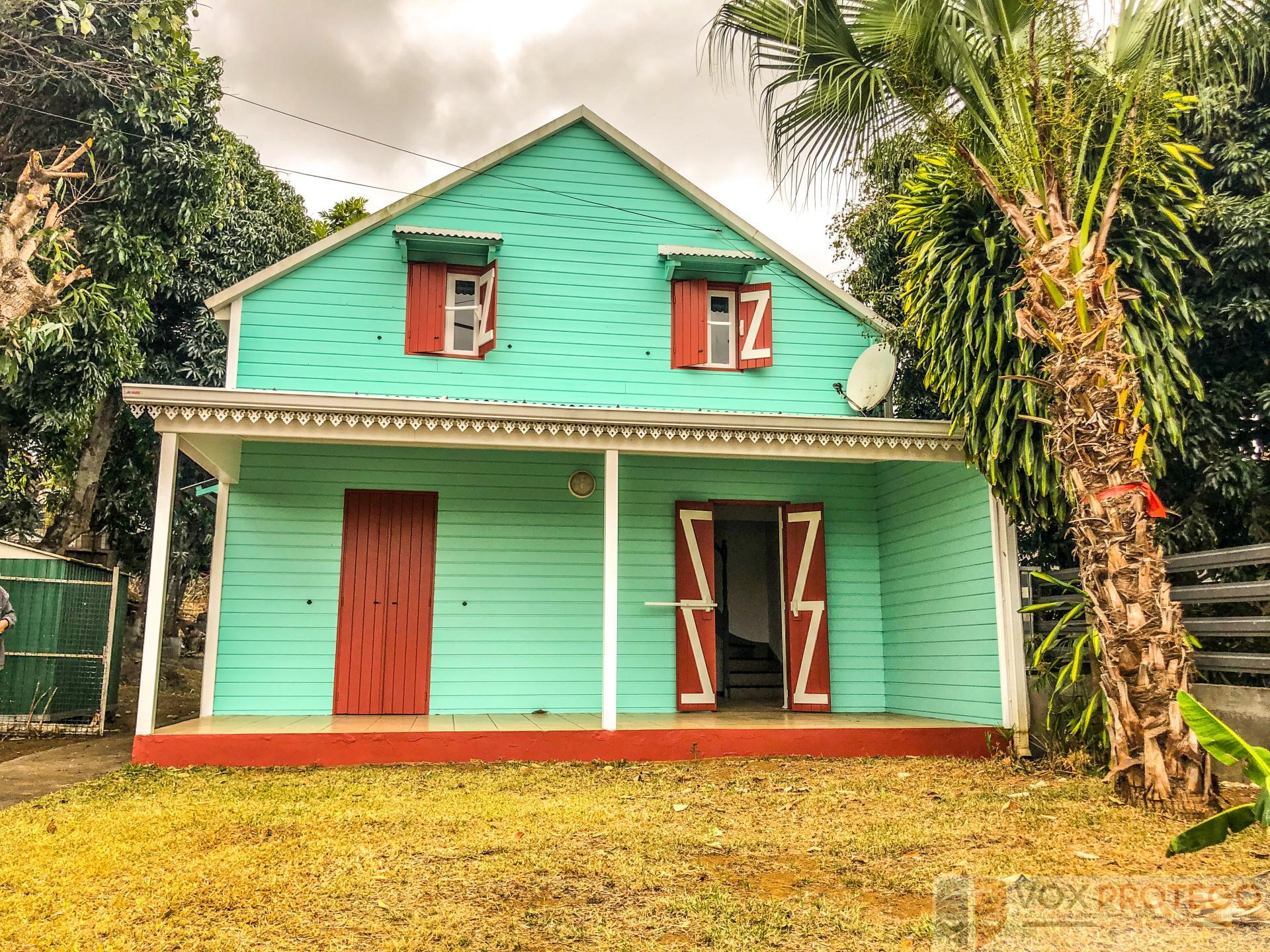 Villa F5 à la Ravine des Cabris - Saint Pierre (Réunion)