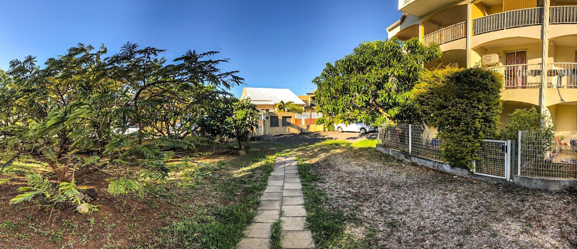 Appartement T3 en rez-de-jardin SAINT LOUIS (RÉUNION)