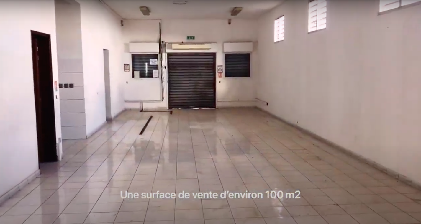 Local commercial - La Possession - Pichette (Réunion)