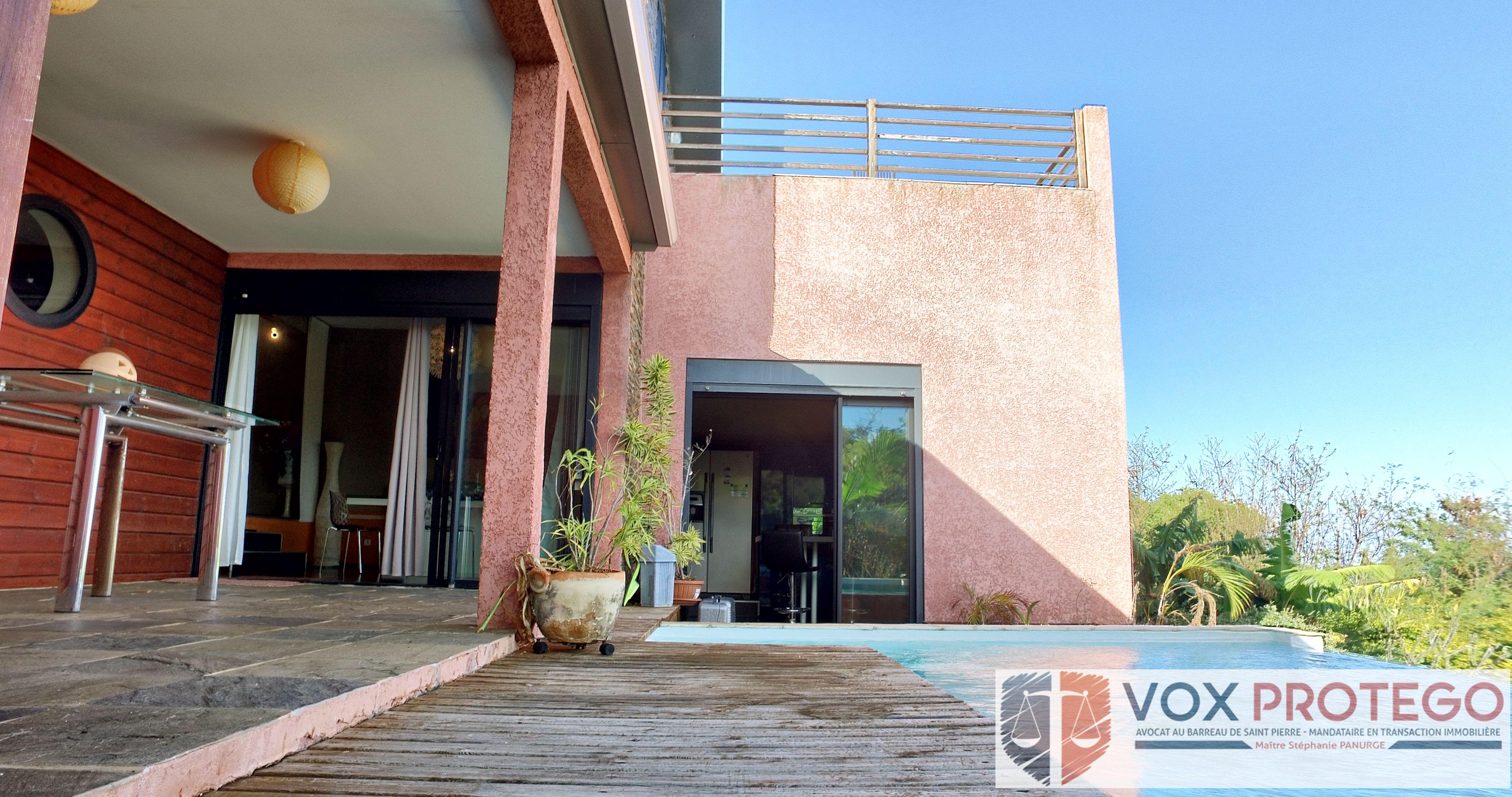 Maison ouest de la Réunion