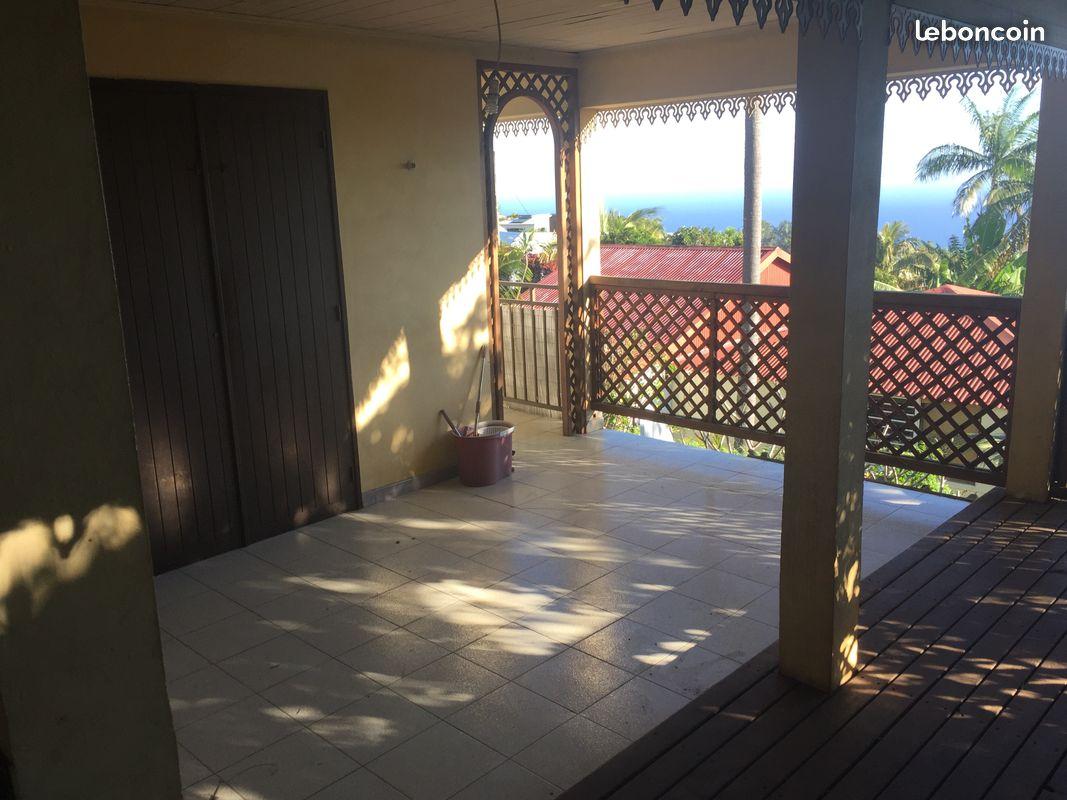 Deux logements à rénover sur Saint Pierre de la Réunion