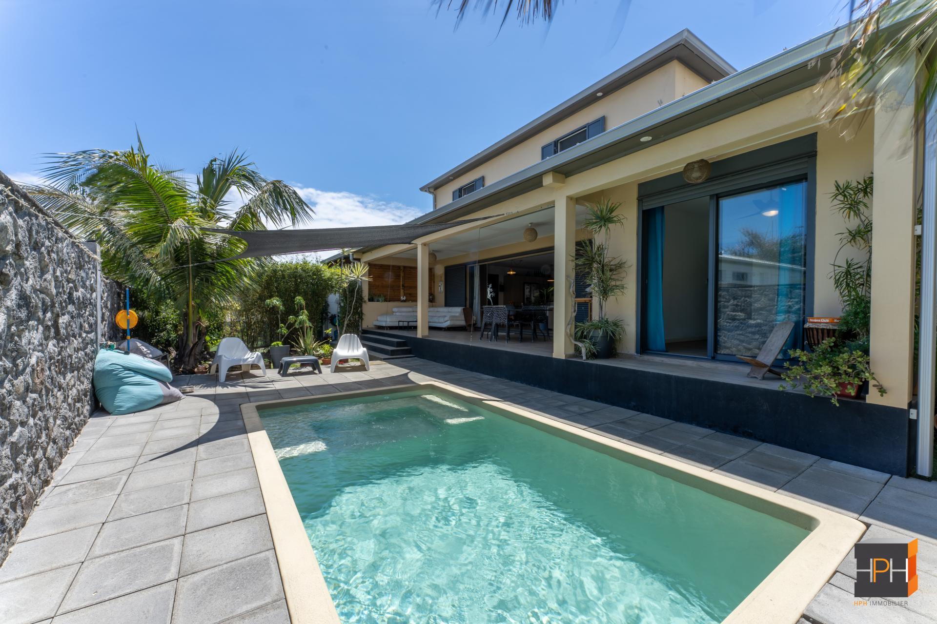 Villa d'exception dans l'est de l'île - Champ borne - Saint André (Réunion)