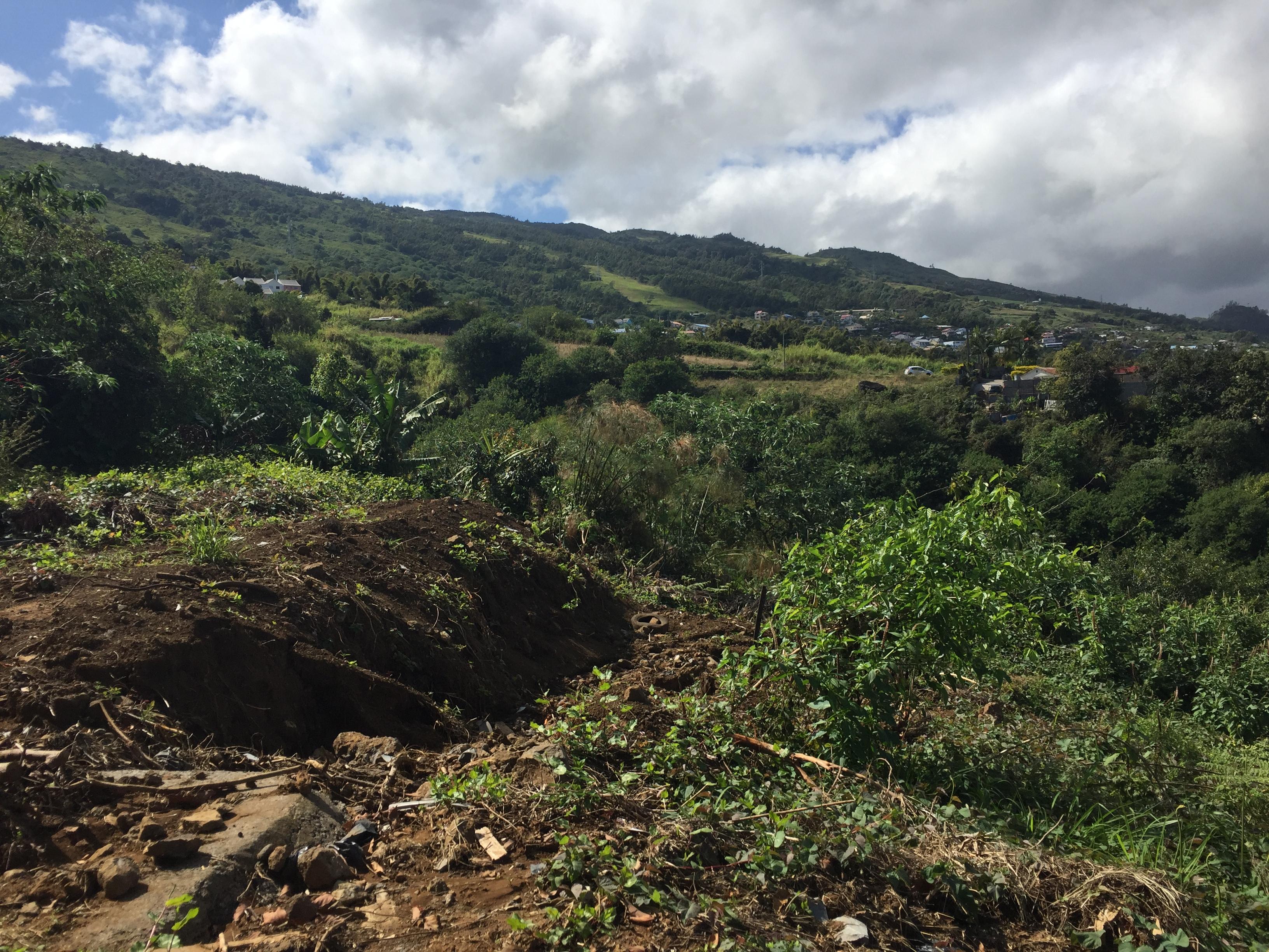 Terrain à la Chaloupe Saint Leu - Ile de la Réunion (974)