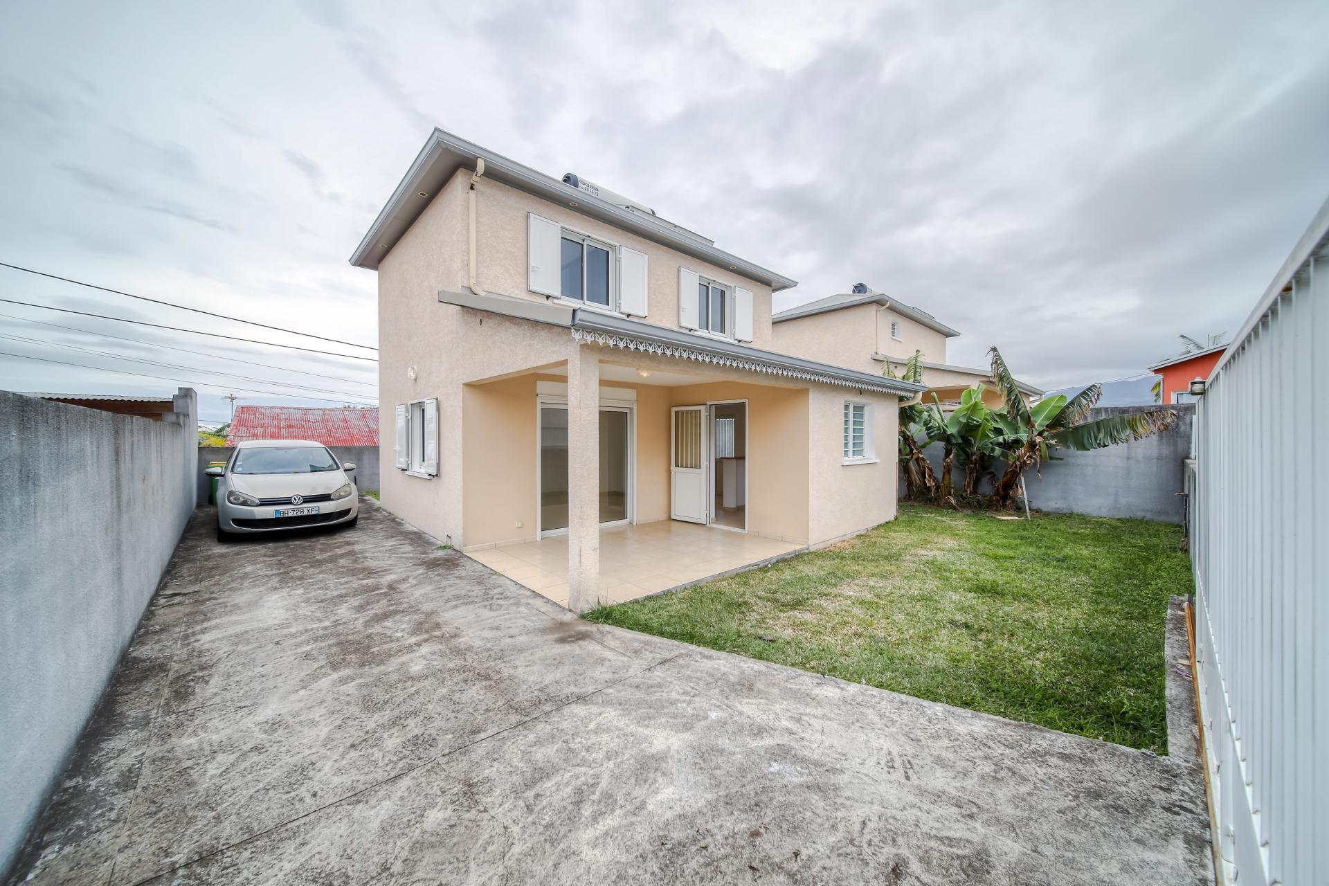 Maison 3 chambres - Ligne des 400 - Saint Pierre (Réunion)