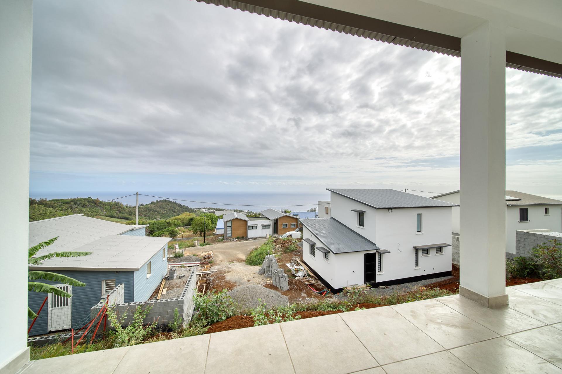 Villa à finir, les Avirons (Réunion)