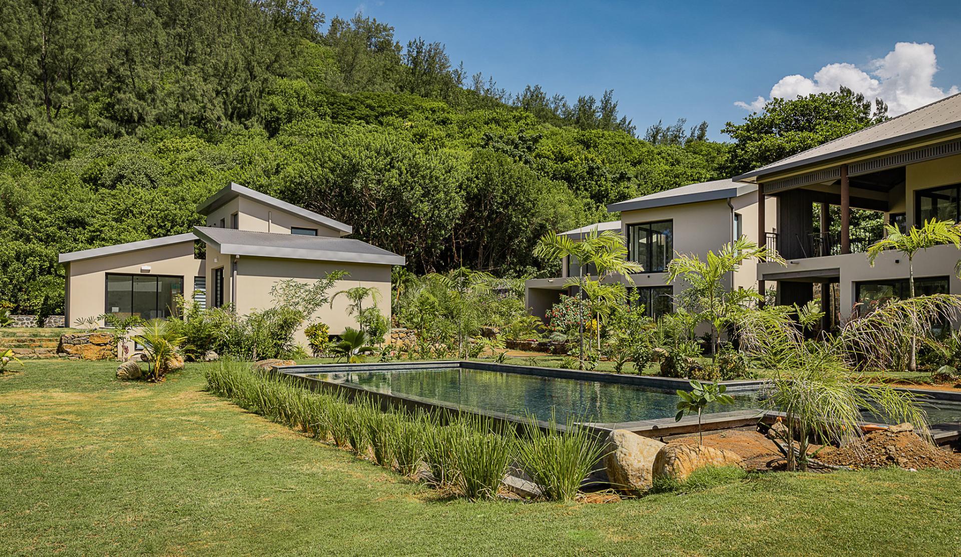 Villa de prestige à louer à SAINT JOSEPH (Réunion)