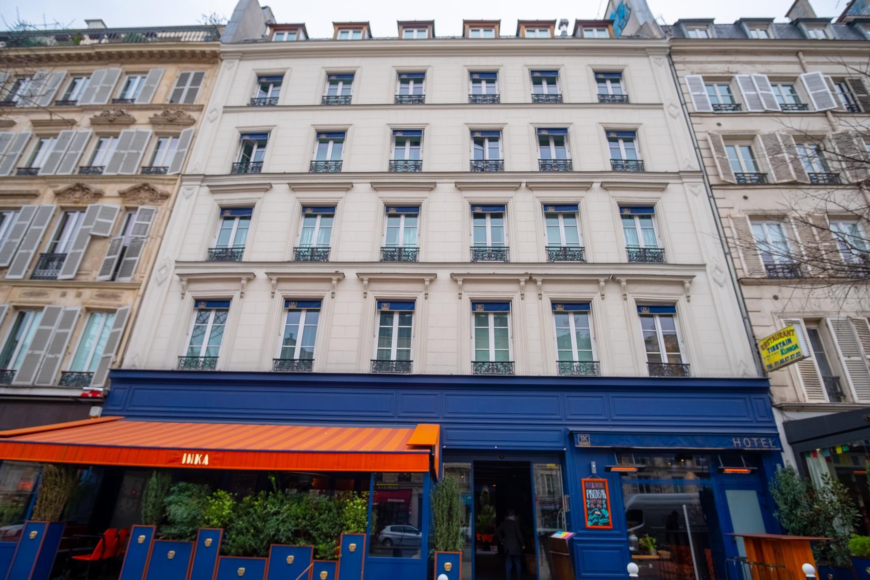 Produit rare spécial investisseur ! Rentabilité de 4,72 % dans un 4 étoiles en plein cœur du quartier du 3ème arrondissement de Paris (boulevard du Temple).