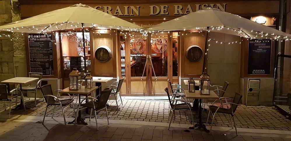Bar à vins – Quartier du Château PAU
