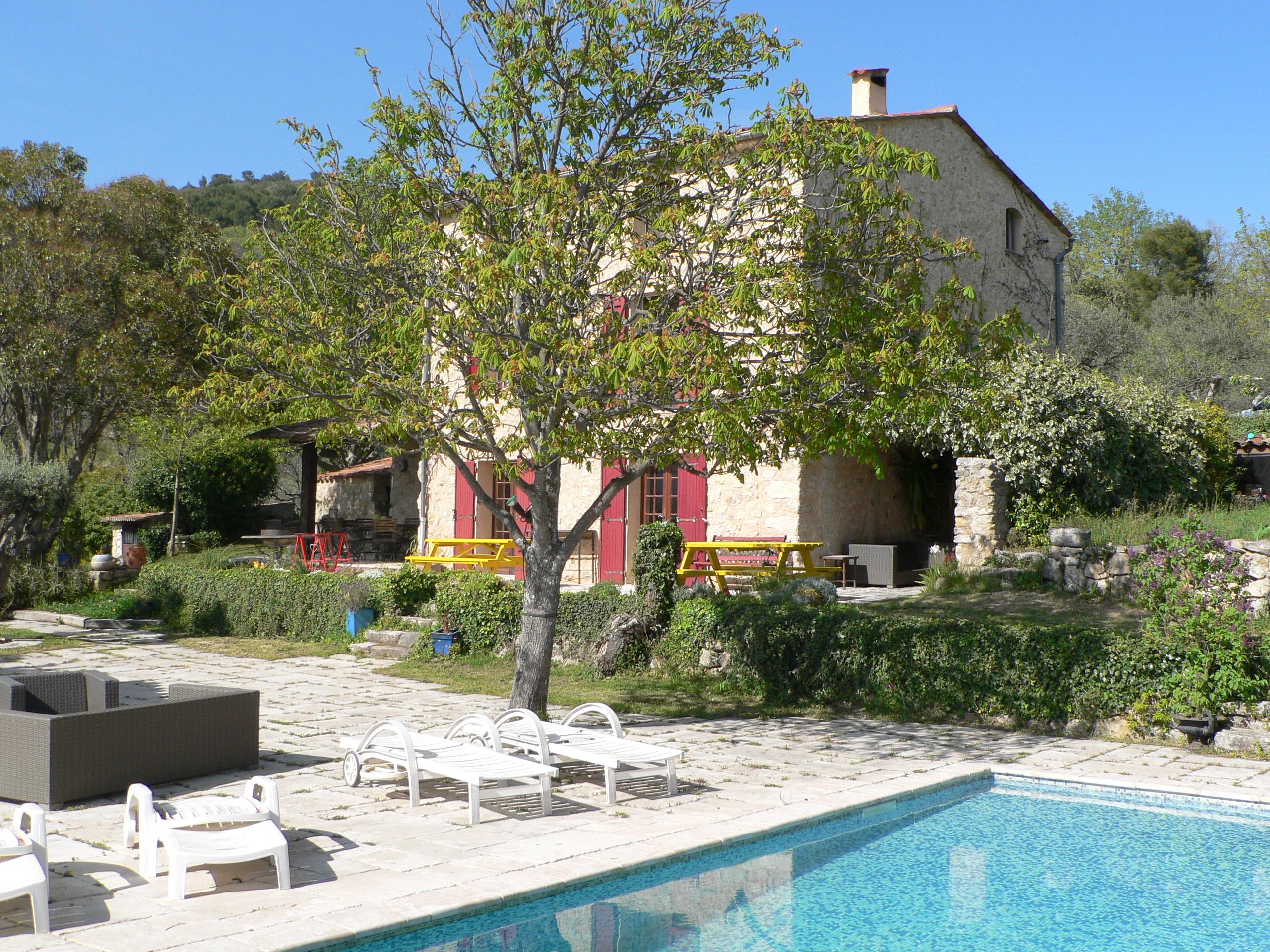 Villa 170 m2 sur 8000 m2 à Fayence (83440)