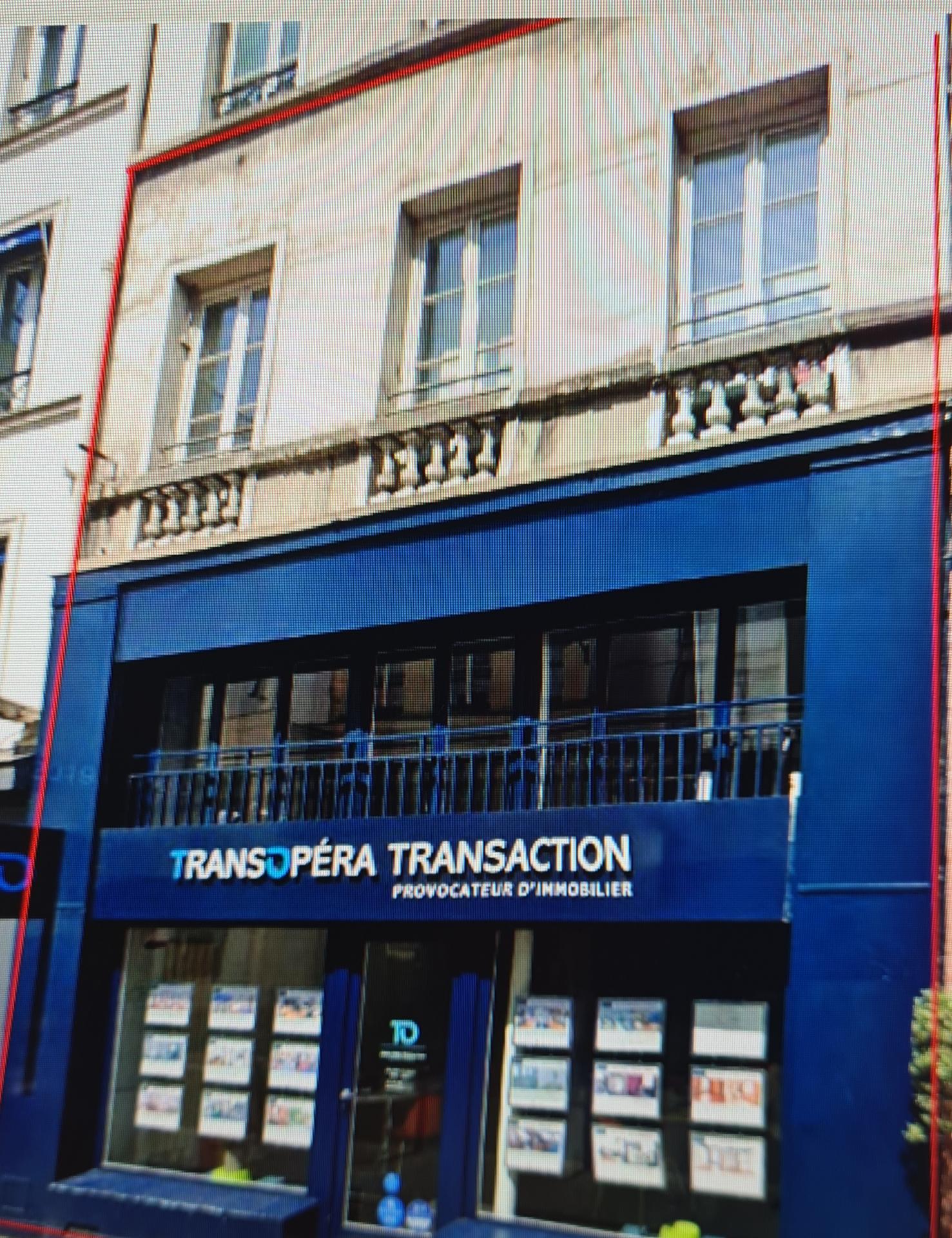 A VENDRE Locaux commerciaux  rue Oberkampf -75011 Paris