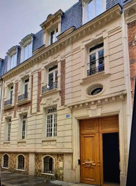 A LOUER HOTEL PARTICULIER COMMERCIAL 75017 PARIS