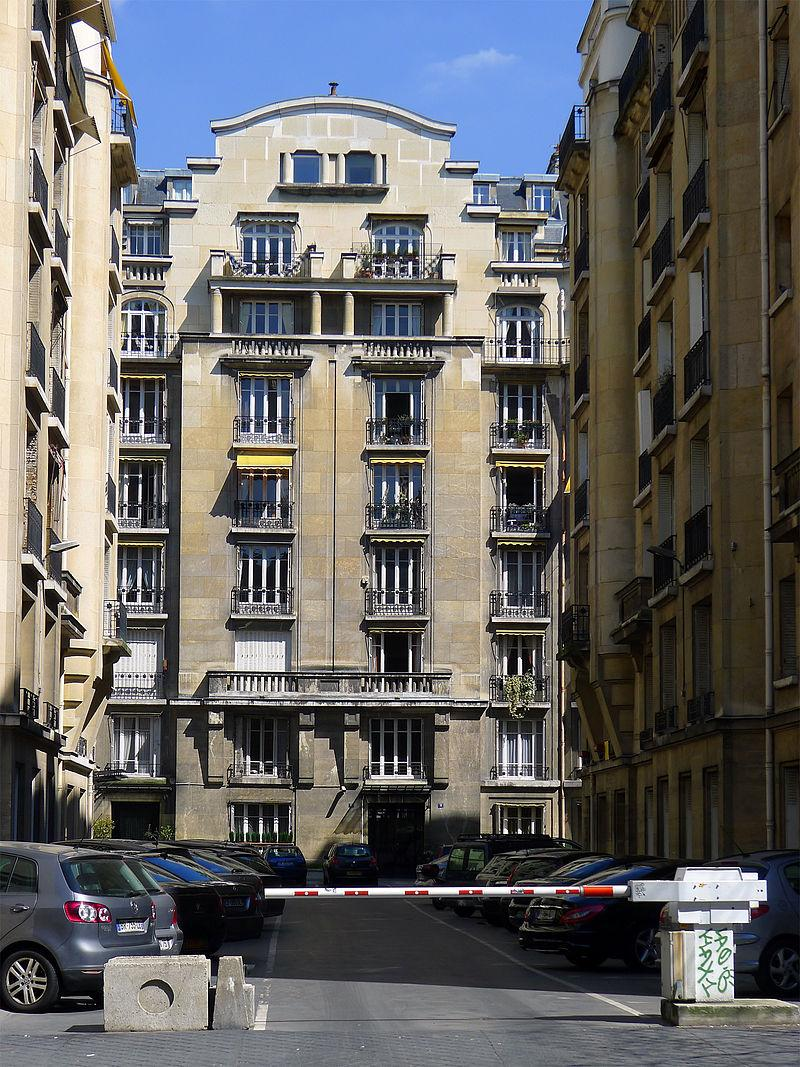 PARIS 16EME - VICTOR HUGO - TROCADERO -CHAILLOT  - APPARTEMENT  92M2 -