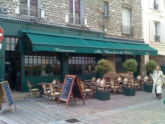 Fonds de commerce de restauration en plein centre de Fontainebleau.
