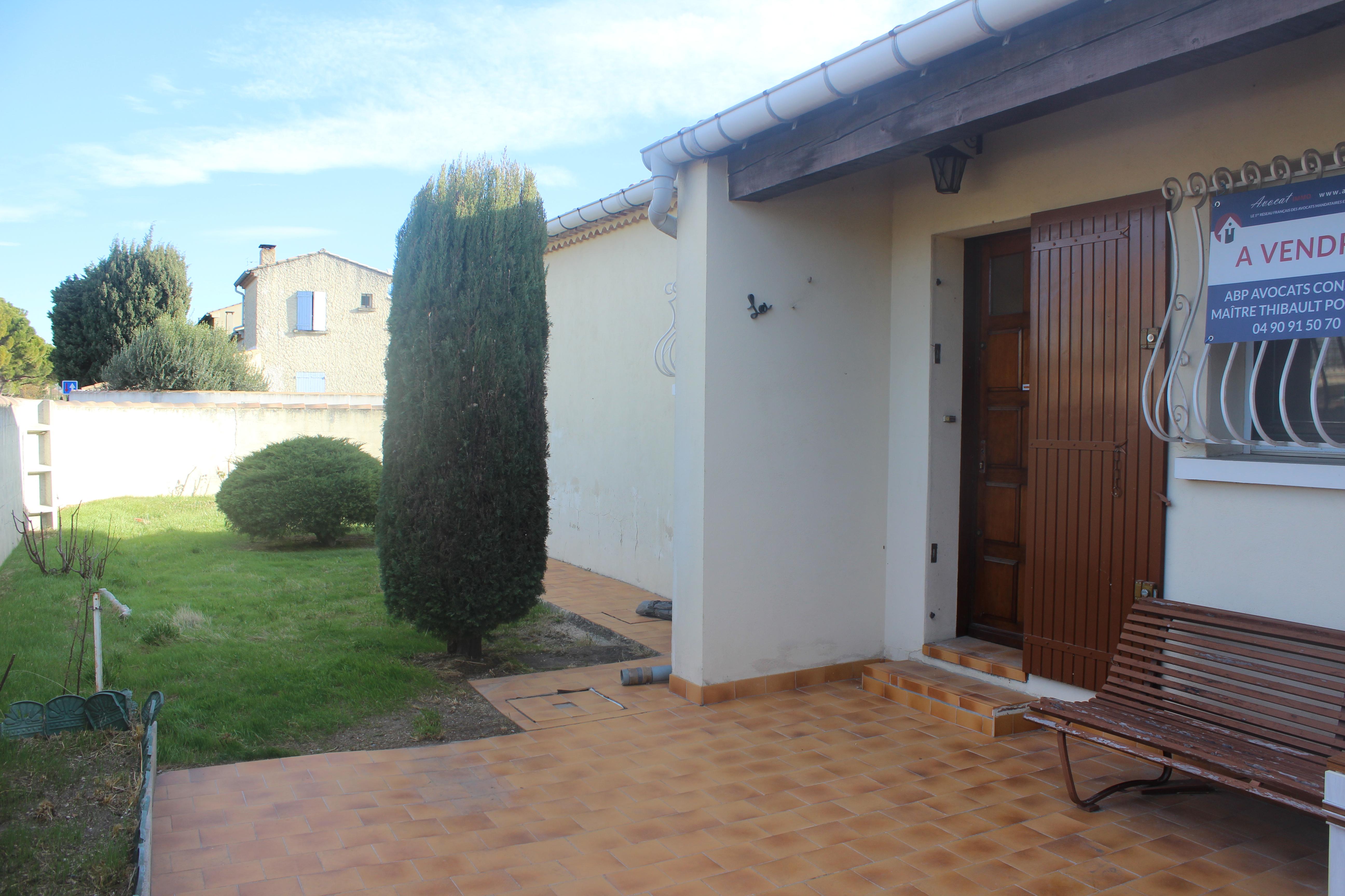 Villa centre ROGNONAS