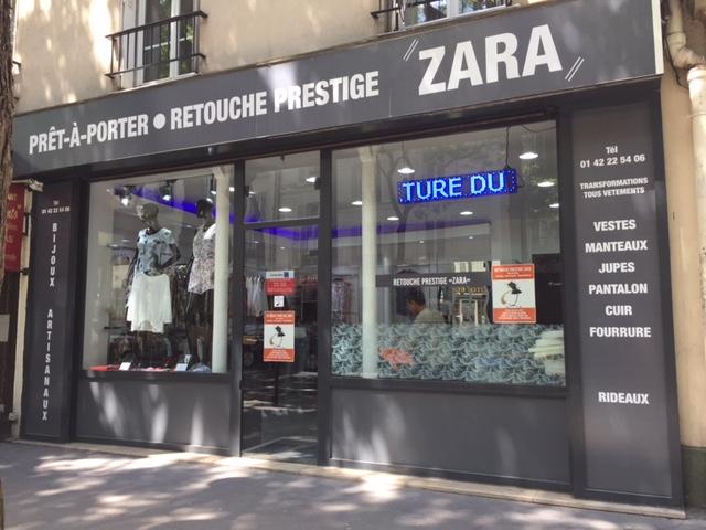 75014 rue Alésia - A VENDRE DROIT AU BAIL