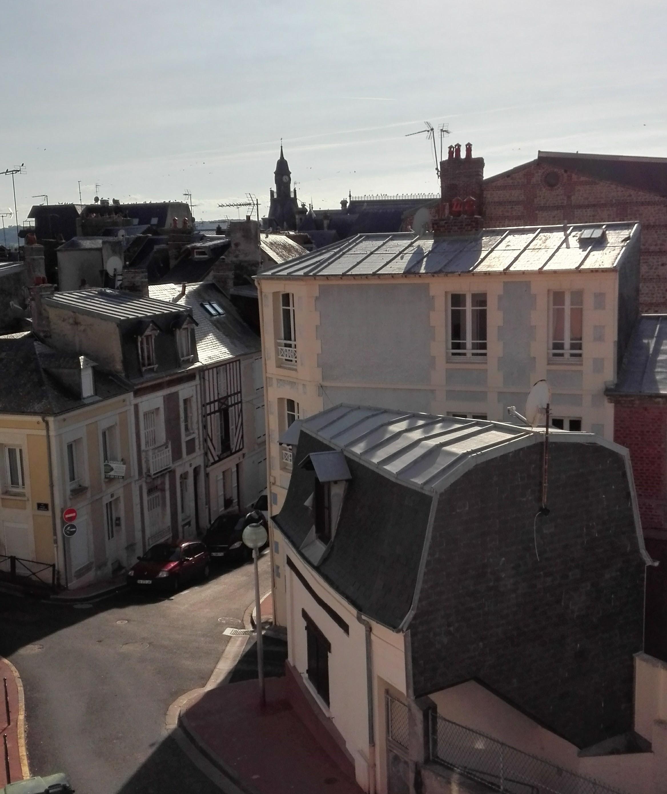 Maison de ville – Centre-ville Trouville – Quartier Bonsecours