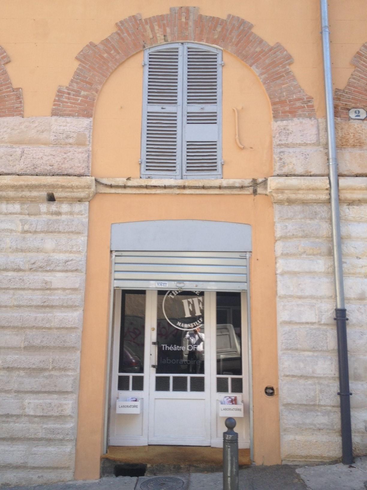 Local d'activité/bureaux Quartier Euroméditerranée/Panier Marseille 2ème