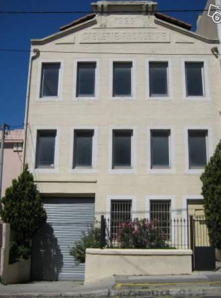 Location bureaux/locaux d'activités/entrepôts de 15 à 500 m2 en zone franche urbaine Marseille 14 ème