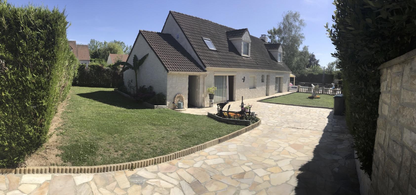Maison avec piscine Perigny Grand Paris