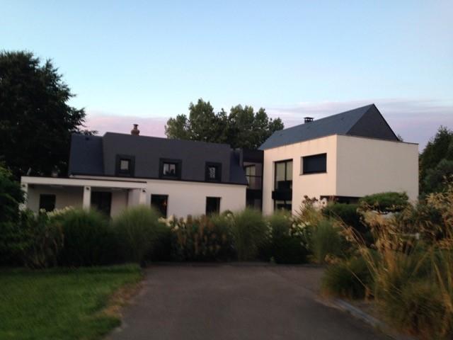 Maison d'Architecte proche Pont-Audemer