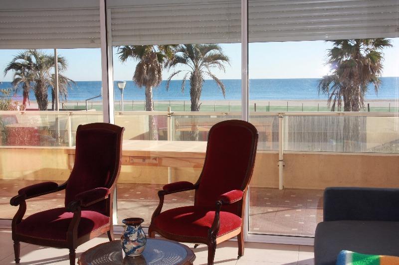 Bel appartement T4 en front de mer.