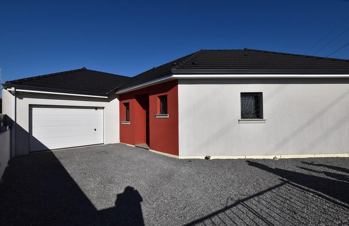 Maison 5 pièces + garage - OS-MARSILLON (64150)