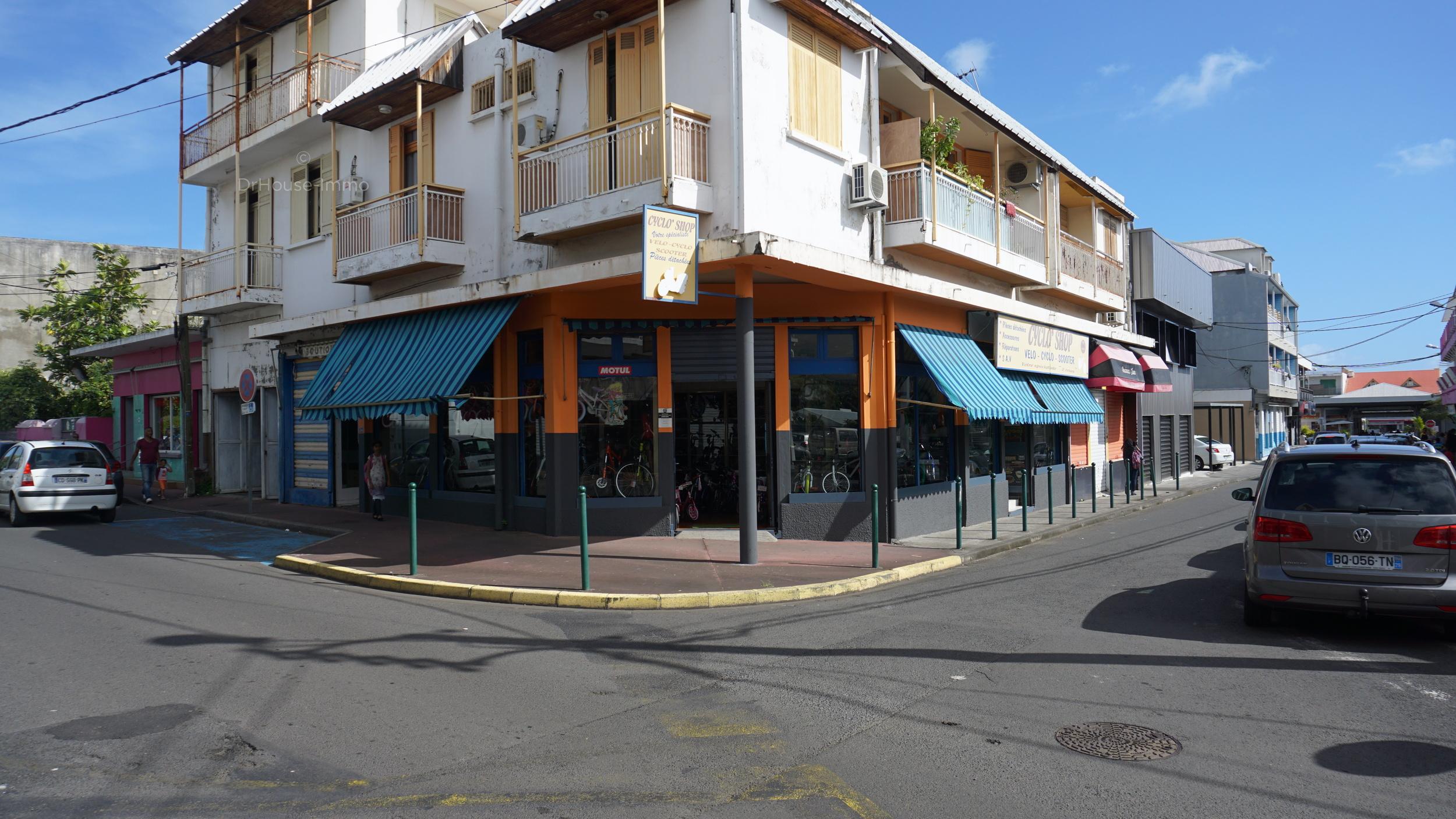 Commerces centre ville de saint louis