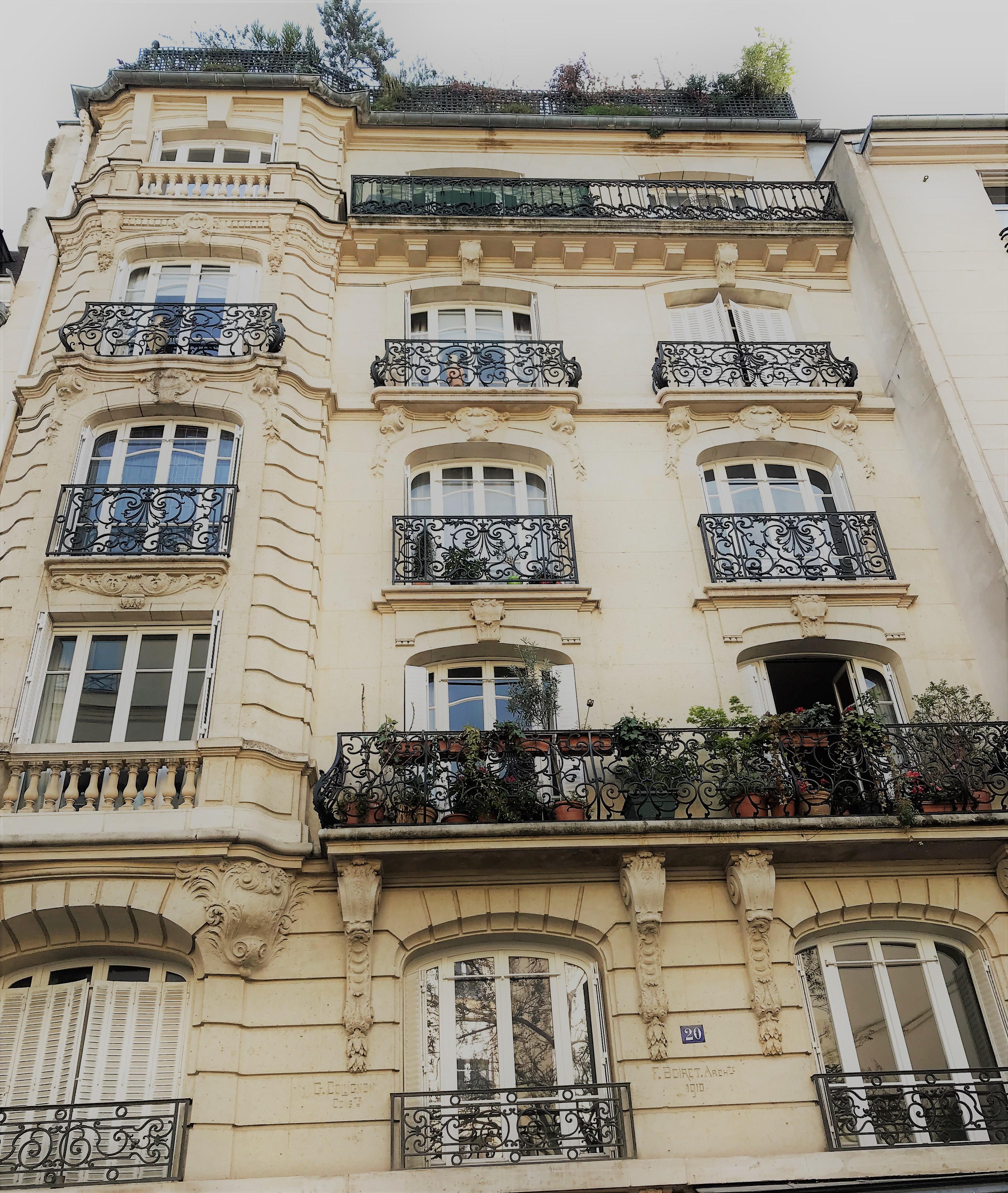 Paris 4ème –Rue des Tournelles - Charmant 2 pièces proche de la Place des Vosges – 36,45 m²