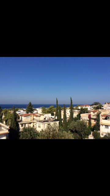Bel appartement vue mer panoramique Riviera  d'Athènes