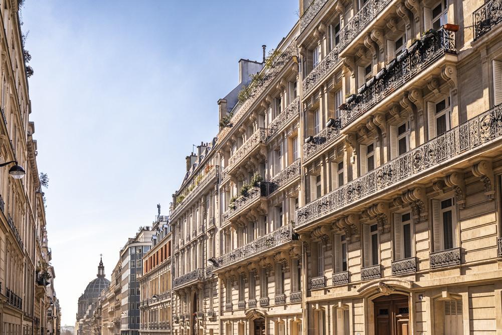 Rare Rue du Général Foy - Villiers