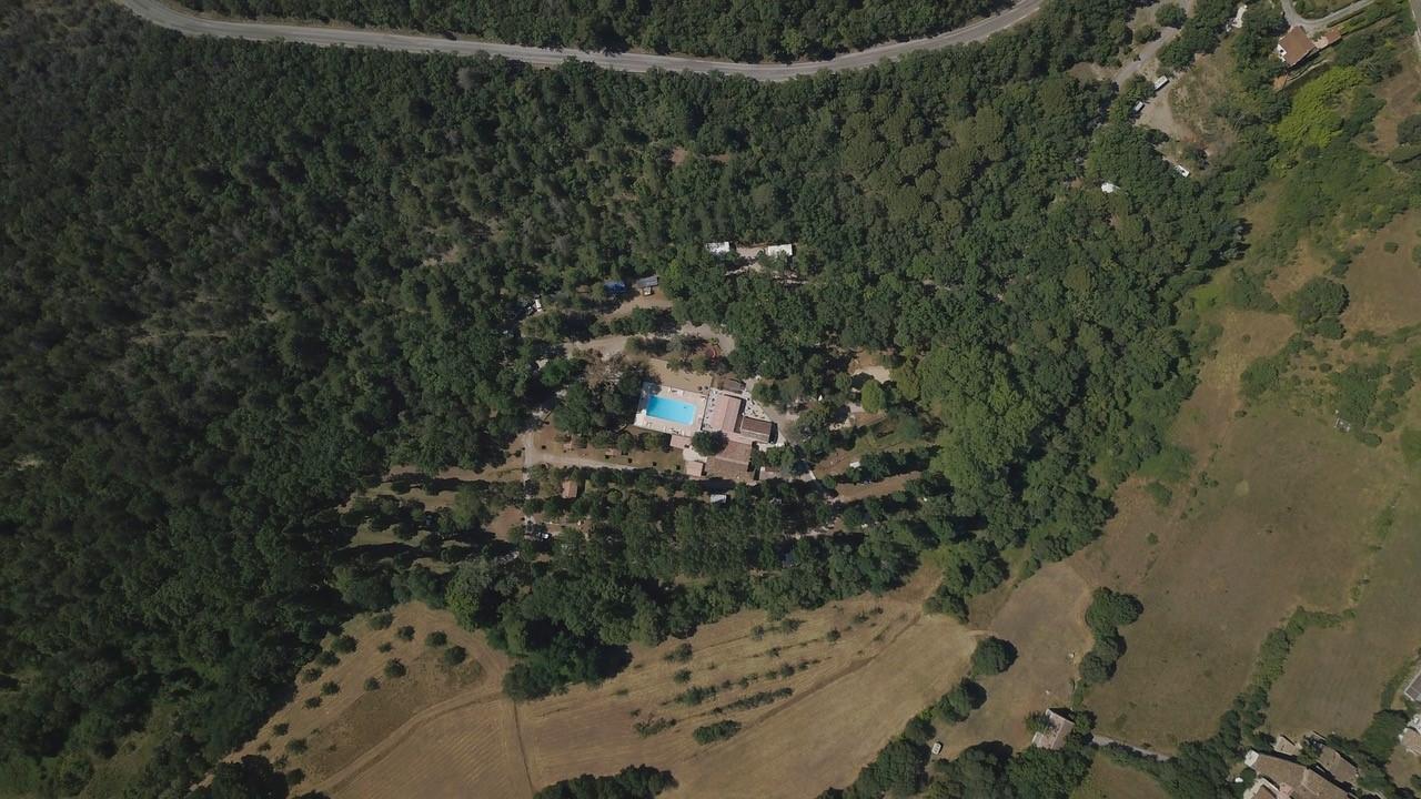Région Occitanie - Camping 3* à vocation 4* - murs et fonds